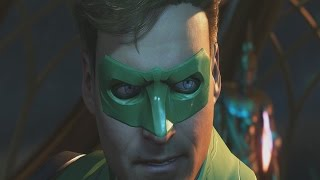 Injustice 2 - Green Lantern Visits Atlantis / Aquaman