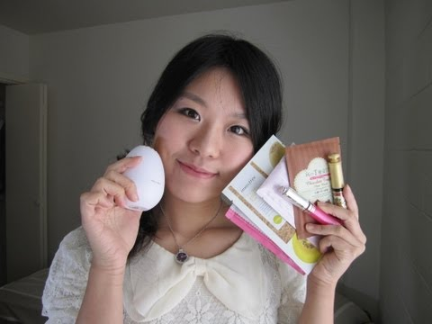 Japanese, Korean, and Chinese Beauty Haul