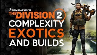 Division 2 - Exotics And The Beauty of Customization