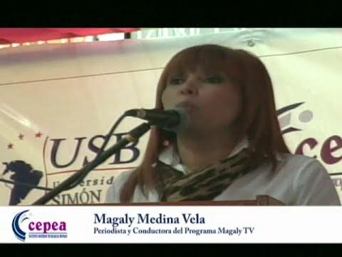 MAGALY MEDINA VELA - EL LIDERAZGO EN LA CONDUCCIÓN DE FORMATOS TELEVISIVOS DE ÉXITO
