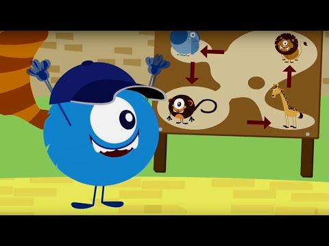 Твой друг Бобби - Зоопарк - мультфильмы для детей