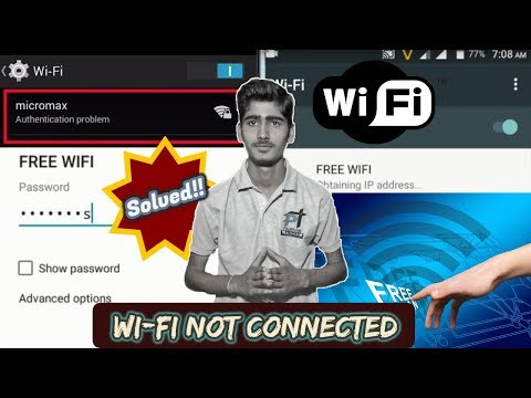 WI-FI Authentication Problem! How to Solve It? Obtain IP Address....[Practical]