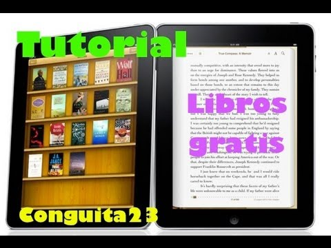 Tutorial - Decargar libros gratis para cualquier dispositivo ( ebook. kindle. ipad..)