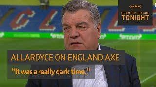 Sam Allardyce opens up on losing the England job   PL Tonight