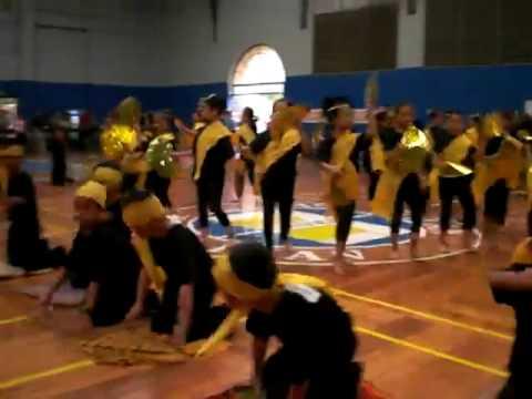 Modern Malong Dance