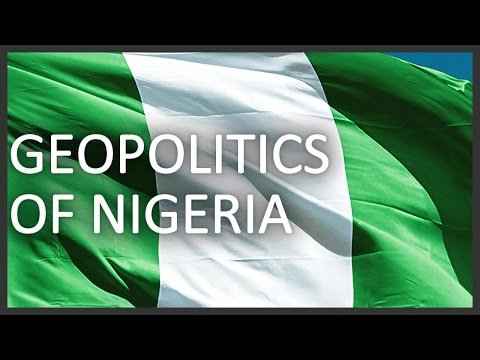 Geopolitics of Nigeria