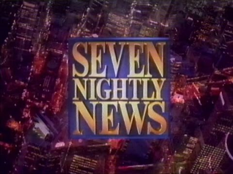 7 Nightly News   Port Arthur massacre April 1996