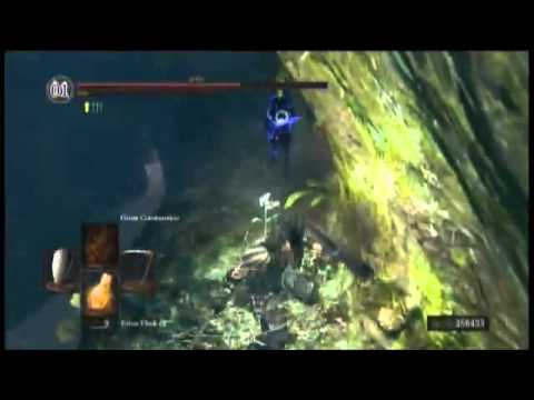 Dark Souls - PvP Na Floresta