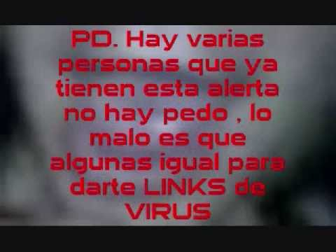 JENNI RIVERA VIRUS ALERT (OFFICIAL)