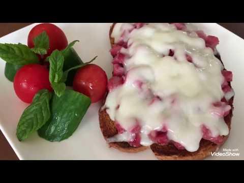 3-xil mazzali nonushta// 3-идеи для вкусного завтрака