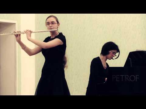 Бах Иоганн Себастьян - BWV 1035 - Соната (Brightmore)