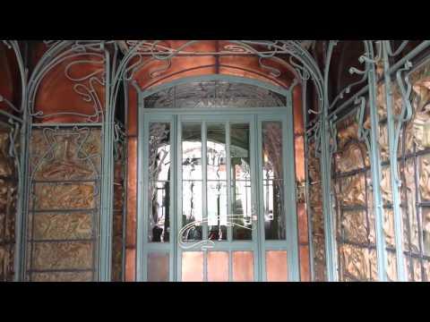 Art Nouveau Le Castel béranger Hervé Guimard Paris