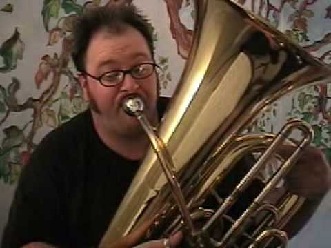 Super Mario Bros. - Solo Tuba Video