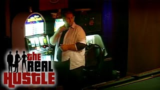 The Real Hustle: Slot Theives | The Real Hustle