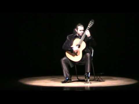Canto e Finale by Alberto Ginastera - Ruben Bettencourt, 2nd Prize in VI Norba Caeserina (2010)