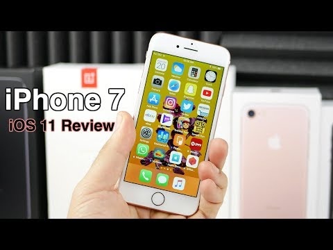 Iphone 7 Ios 11 Official Review