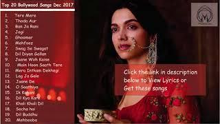 download lagu Top 20 New Bollywood Songs Jukebox 2018 gratis