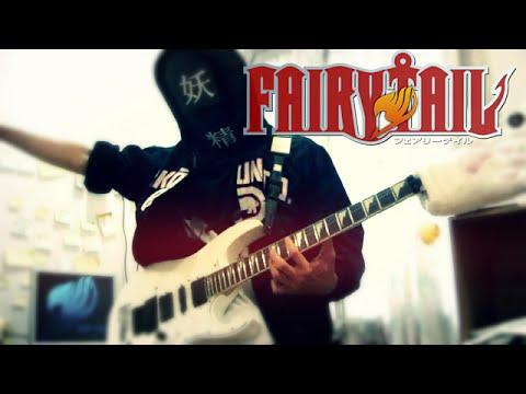 【kuroen】「tab」funkist - Ft. Fairy Tail Op3 Guitar Cover video