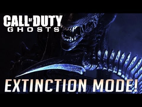 Call of Duty Ghosts: Nouveau Mode Secret
