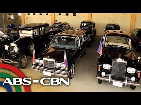 A look at presidential cars in Philippine history
