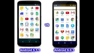 ANDROID 5.1.1 Lollipop VS 6.0.1 Marshmallow [GALAXY S4]!