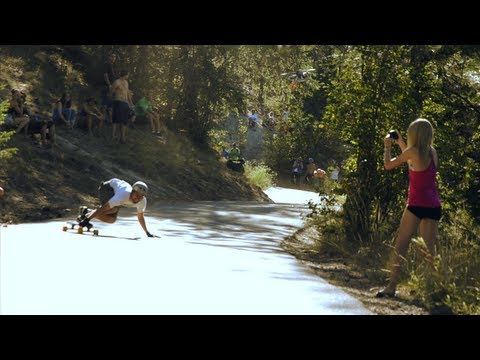 Landyachtz Longboards - Eh Team Episode 20 - Giants Head Freeride 2011