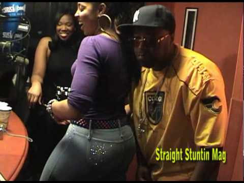 DJ KAYSLAY WITH CRYSTAL BATES,YAMI DOLL AND CHOCOLATE CHYNA DOLL