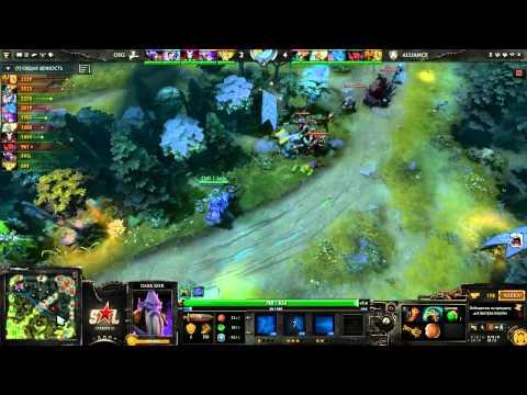 SLTV StarSeries S6 Day 19 - OsG vs Alliance