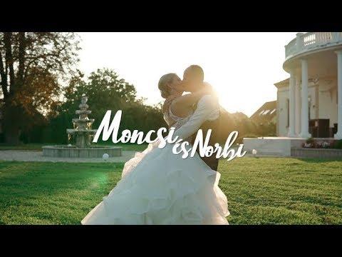 Moncsi és Norbi - esküvő highlight videó - 2019.08.10.