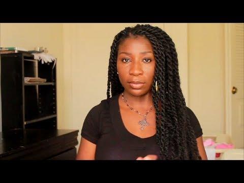 65) How to: Havana Twist with Marley Hair
