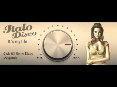 Club 80 Retro Disco Megamix (F)