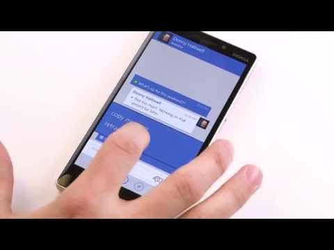 Message Retraction - Now on BBM 2.0 for Windows Phone