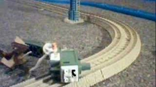 tomy thomas and friends episode 9: Thomas in love part 4