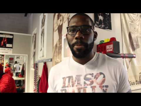 Bryant Jennings talks frustrations for waiting for Wilder vs Stiverne