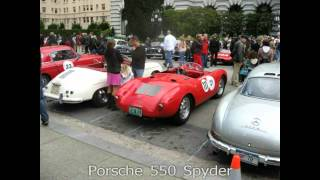 Cars of the California Mille 2014