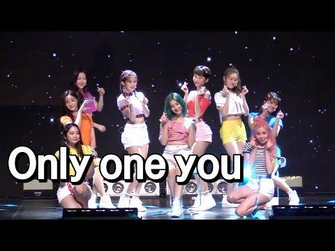 모모랜드 MOMOLAND - Only One You @ MOMOLAND 4th Mini 'Fun To The World'