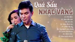 Album Phố Đêm - Phi Nhung Mạnh Quỳnh - Nhạc Vàng Xưa QUÁ SẦU