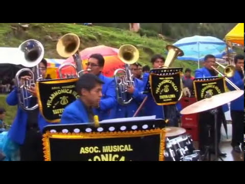 LLEGADA DE BANDAS 18 DE ENERO 2014 HUANCAVELICA PARTE 01