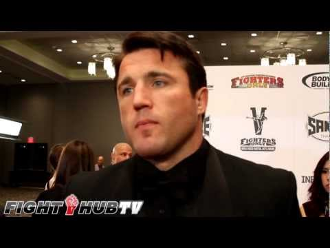 Chael Sonnen would fight Daniel Cormier if he beats Jon Jones