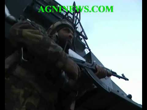 SOPORE..ARMY AND POLICE GUN DOWN TWO MILITANTS ,
