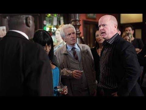 EastEnders - Phil Mitchell Vs. Patrick Trueman (Complete Feud 2011)