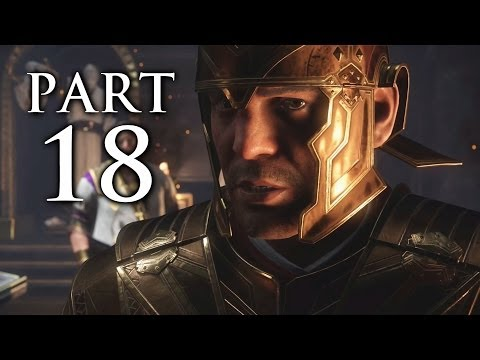 Ryse Son of Rome Gameplay Walkthrough Part 18 - The Invaders (XBOX ONE)