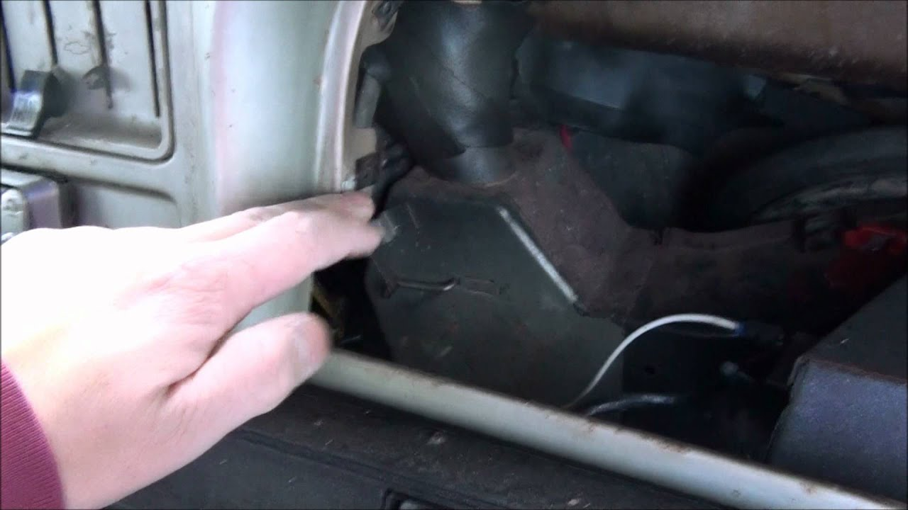 Maters Christmas Presents Glove Box Install Youtube