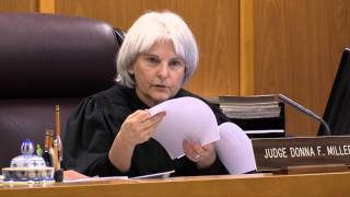 Lake Courts with Judge Donna F. Miller - June 18, 2014