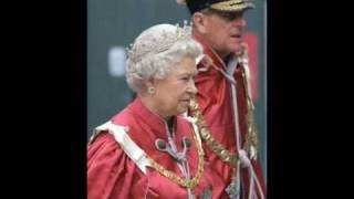 Queen Elizabeth II and Prince Philip: All I Really Need is You