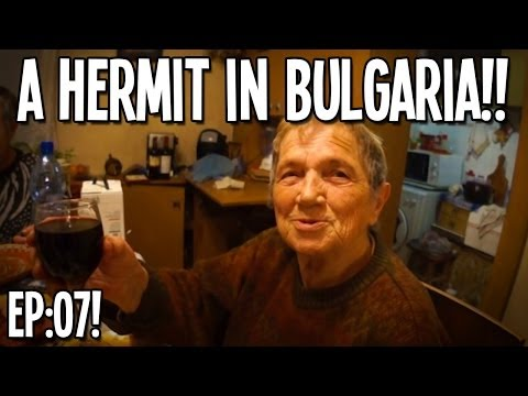 VLOG: A Hermit In Bulgaria: Episode 7! -