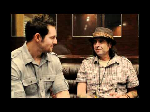 Motörhead Interview with Guitarist Phil Campbell On The Tour Bus at Gigantour 2012