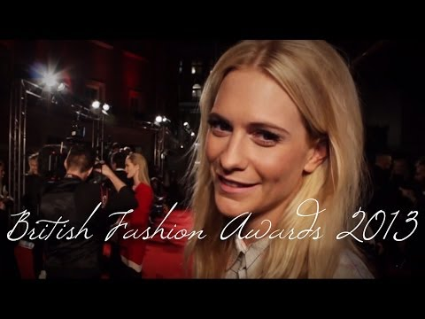 12 Fashion A-List Interviews From The British Fashion Awards 2013 | FASHTAG