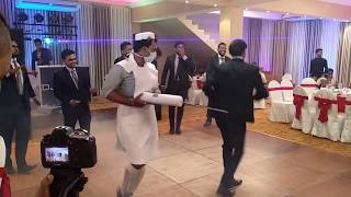 Surprise Wedding Comedy  Dance by Sabra boys on their friend's wedding