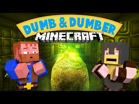 Minecraft: Dumb and Dumber ★ ALIEN: CRAFTERS ISOLATION (1)
